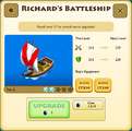 Cpt. Richard's Battleship Tier 2