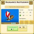 Cpt. Richard's Battleship Tier 3