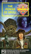 The Power of Kroll VHS Australian cover