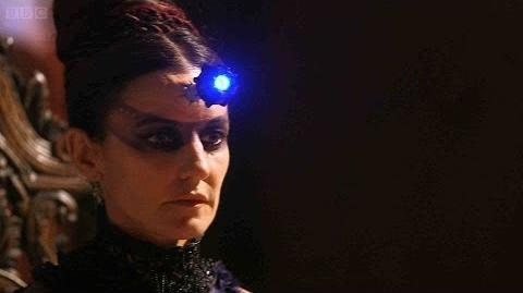 Orla Brady on Tasha Lem and The Time of the Doctor - Doctor Who Christmas Special 2013 - BBC One