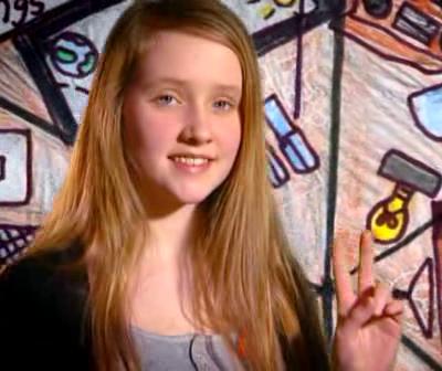 Susannah Leah Blue Peter