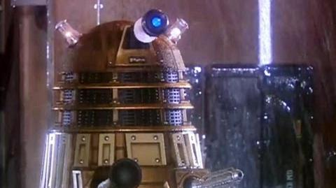 You would make a good Dalek - Doctor Who - Dalek - Series 1 - BBC
