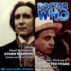 Last of the Titans cover