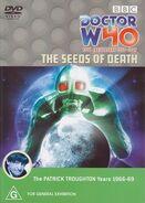 The Seeds of Death Australian DVD Region 4