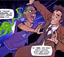 Growing Terror (comic story)