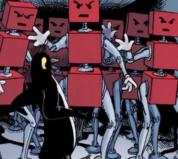RedRobots