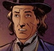 Eighth Doctor hat