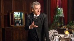 DOCTOR WHO Exclusive PETER CAPALDI on the New Alien Doctor - New Season SAT 8 7c BBC AMERICA