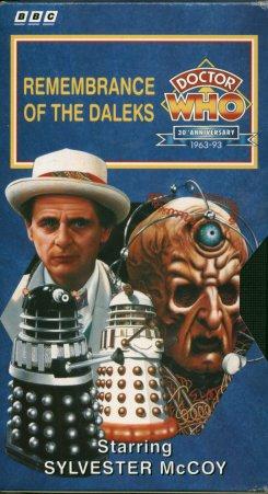 File:Remembrance of the Daleks Video.jpg