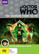 The Creature from the Pitdvd