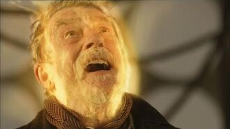 The War Doctor Regenerates - John Hurt to Christopher Eccleston - Day of the Doctor - BBC