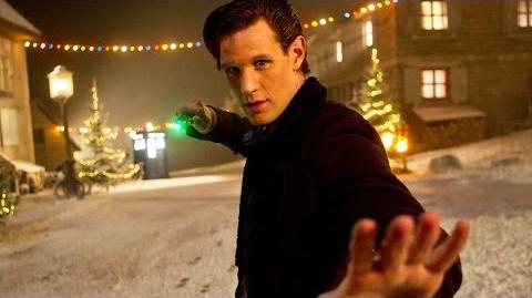 DOCTOR WHO Christmas 2013 Trailer THE TIME OF THE DOCTOR on BBC America