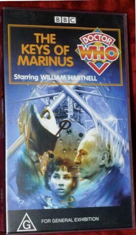 File:The Keys of Marinus VHS Australian cover.jpg