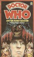 Deadly Assassin novel