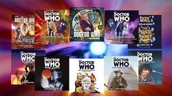 Listen! Doctor Who Audiobooks Ft. David Tennant, Matt Smith and Many More..