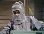 Radiation suit