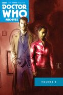 The Tenth Doctor Archives: Volume 2 (graphic novel)