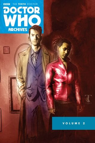 File:The Tenth Doctor Archives Volume 2.jpg