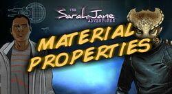 Material Properties VG