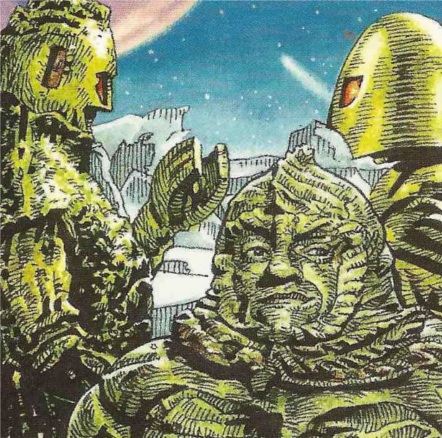 File:DWM 415 The Lost Stories Preview Sil and Ice Warriors.jpg