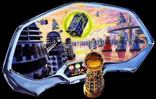 File:Lee Sullivan Daleks 1993 Trapped in the Time Corridor.jpg