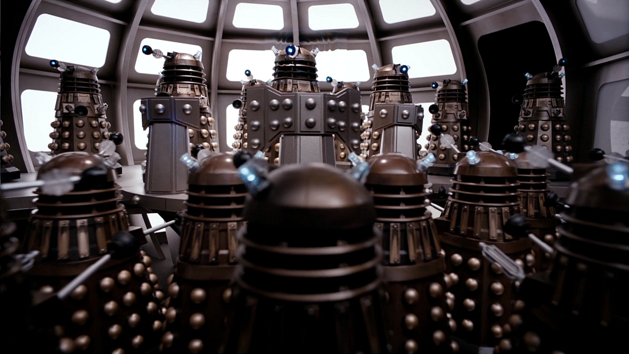 New Dalek Empire(Doctor Who) vs First order(Star wars