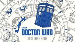 Doctor Who Colouring Book App - Doctor Who