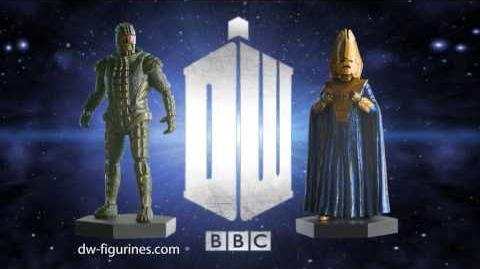Doctor Who Figurine Collection TV Ad