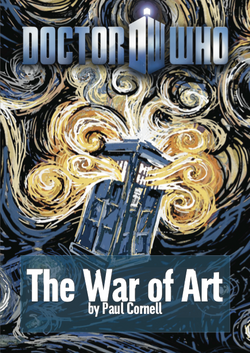 The War of Art Cover