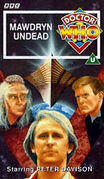 Mawdryn Undead VHS UK cover