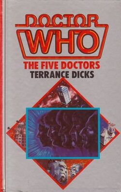 The Five Doctors hardcover