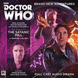 The Satanic Mill cover
