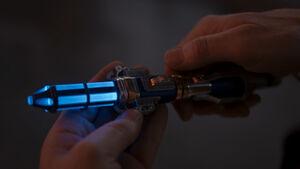 Twelfth doctor's sonic screwdriver