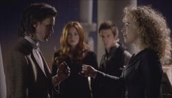 Wedding of river song main img