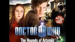 Doctor Who The Hounds of Artemis
