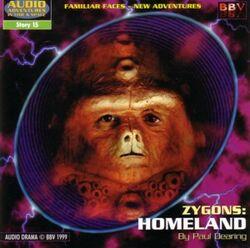 BBV Homeland Cover