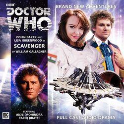 Scavenger cover