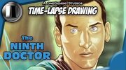 OneGemini Studios Time Lapse The Ninth Doctor