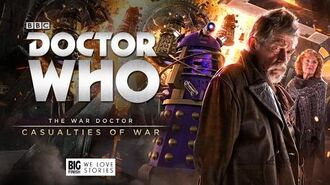 Doctor Who Casualties of War