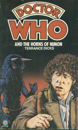 Horns of Nimon novel