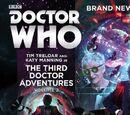 The Third Doctor Adventures: Volume 2 (audio anthology)