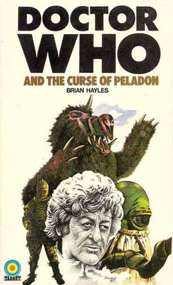 Curse of Peladon novel