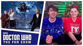 The Return of Doctor Mysterio Reactions - Doctor Who The Fan Show