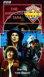 File:The Androids of Tara VHS UK cover.jpg