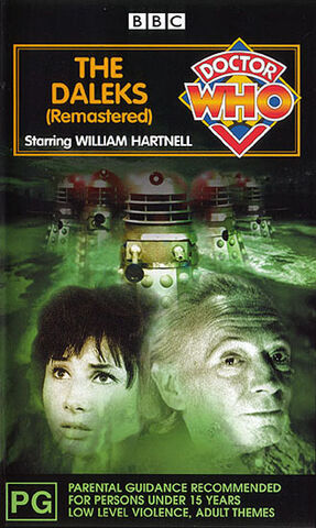File:The Daleks remastered VHS Australian cover.jpg