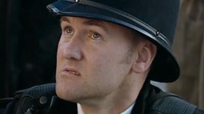 Policeman The Christmas Invasion