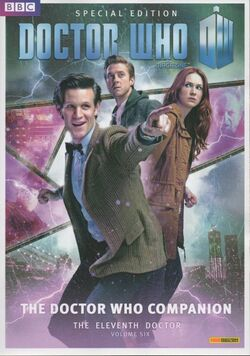 DWM SE 33 The Eleventh Doctor Companion 6