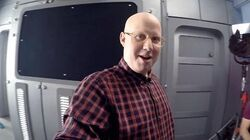 Matt Lucas Set Tour - The Return of Doctor Mysterio - Doctor Who