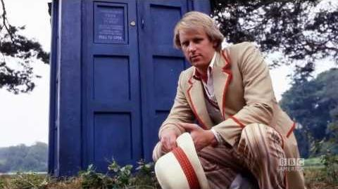 DOCTOR WHO Revisited PETER DAVISON - May 26 BBC AMERICA