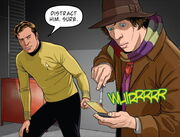 4th Doctor Star Trek1